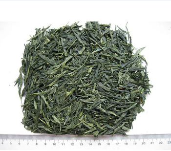 Chinese sencha green tea, steamed green tea