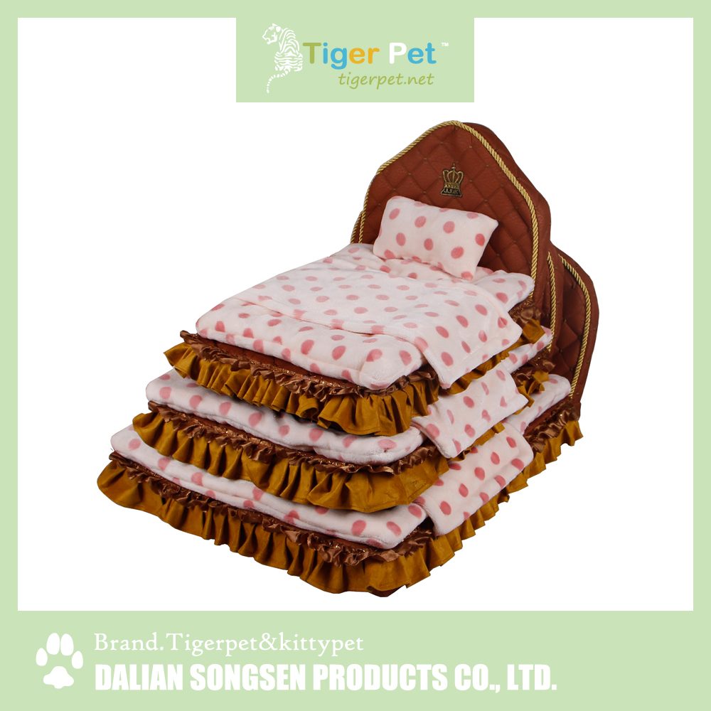 China high quality new arrival latest design pet product bed dog