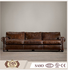 2016 latest sofa design customized brown living room furniture sofa set