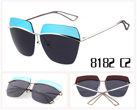 China Sunglasses Manufacturers Top Brands Latest for Girls Women Glasses Frames
