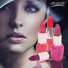 2015 New Fashion pretty colors cheap wholesale matte waterproof magic lipstick for lips