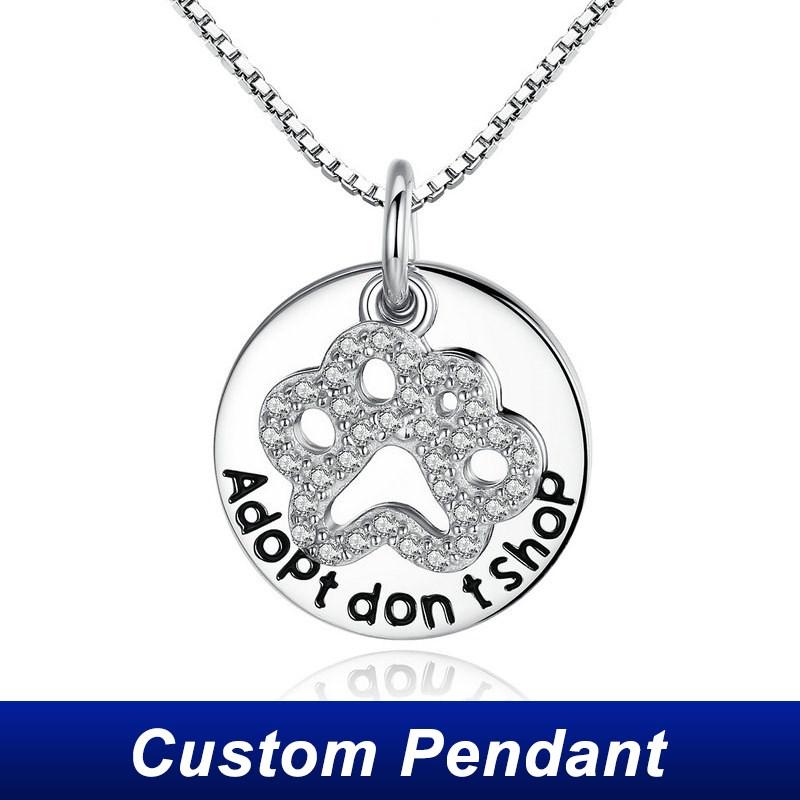 China custom logo pendant