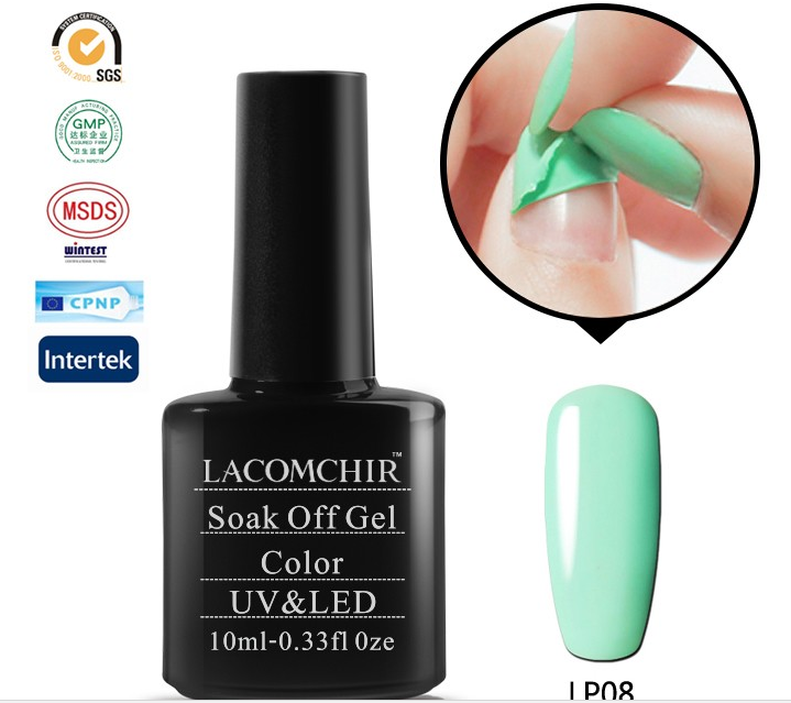 High Quality Cheap Wholesale 10ml Peel off UV Gel Nail Polish