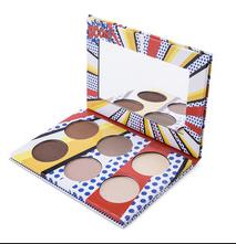 Perfect Nude Eyeshadow 6 colors in 1 palette Best