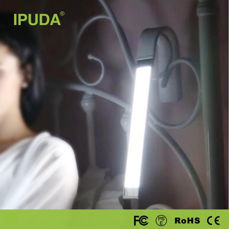 New design LED reading lamp battery desk lamp USB lamp
