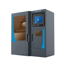 0.1mm/0.05mm Layer Thickness 200X200X200mm Build Size Industrial SLA 3D Printer Liquid Photopolymer Resins 3D Printer