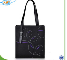 2016 New Product Printing Felt Shopping Bag Reasable