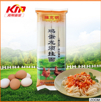 Chinese 3 minutes quick cooking egg noodles