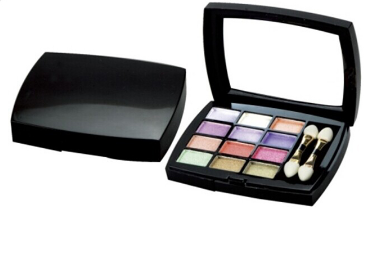 12 color diamond eye shadow palette