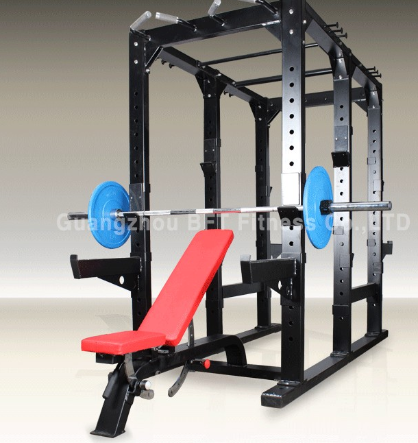 Hammer Strength Body Building Crossfit Squat Rack Gym Equipment for sale