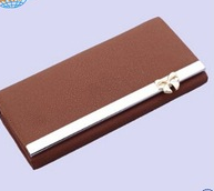 2016 Wholesale New Fashion Leather Woman Wallet