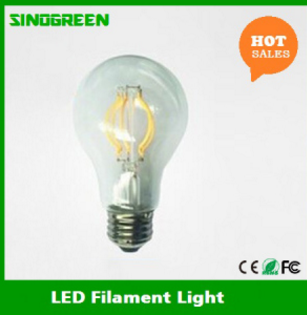 New Product 85-265V 8W LED Filament Bulb