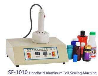 Hand Sealing Machine for Plastic/Glass Bottles