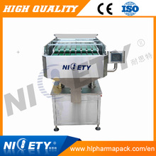 Automatic counting and packaging equipment for sausage