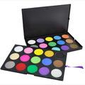 Popular OEM/ODM 30 Color Mineral Eyeshadow Palette Makeup Palette Wholesale