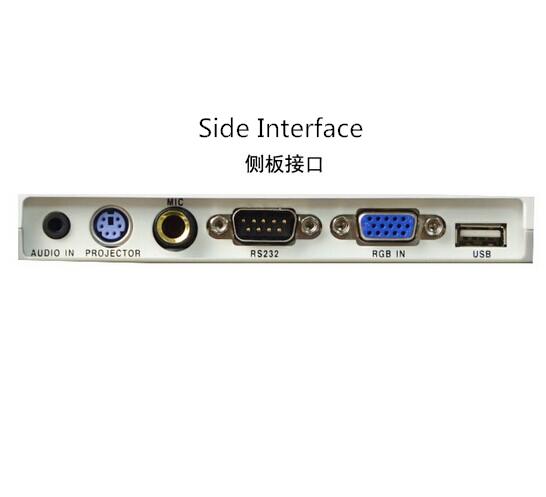 3.2 MP shcool use portable visual presenter visualizer