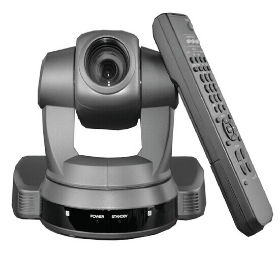 Full HD 5MP Canon Lens 20XZOOM Support RS232 VISCA/RS-422 VISCA/PELCO:P/D Video Conference Camera For Classroom