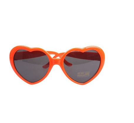 Heart Shaped Sunglasses with UV protection lenses
