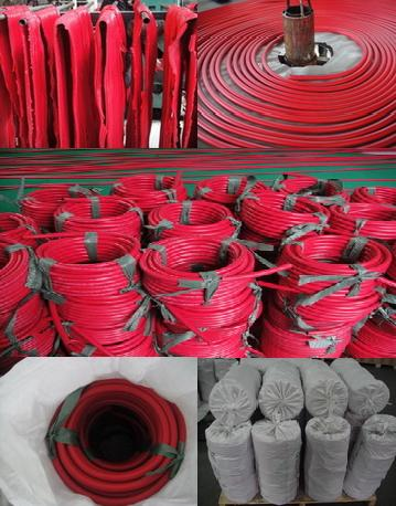EPDM Rubber Air Compressed Hose for Pneumatic system