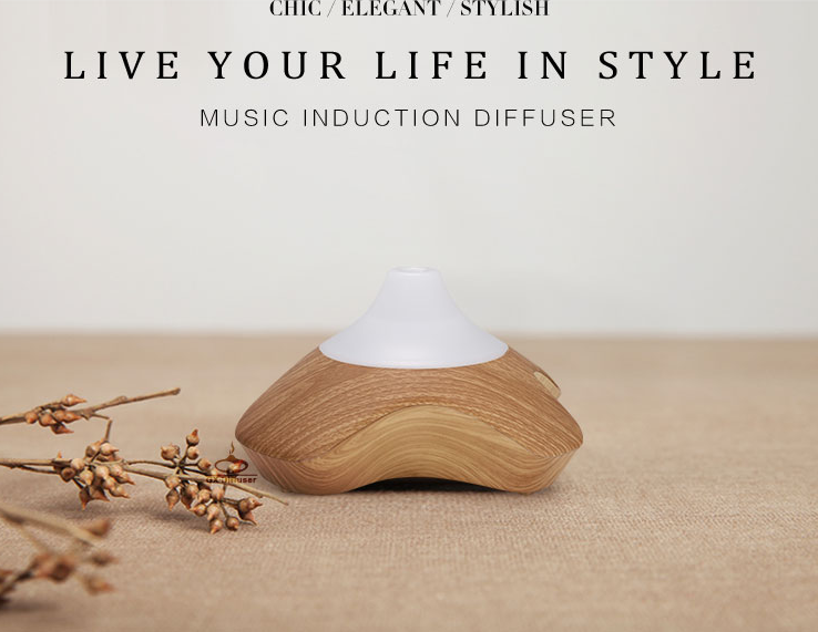 GX-08K manual essential oil diffuser /electric aroma diffuser with lamp changing