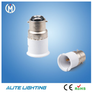 G9&E14 High Quality Porcelain Lamp Adapter with CE