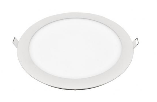CE RoHS Approved 3W 6W 9W 12W 15W 18W 24W Round LED Panel