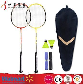 custom brand badminton rackets,Performance High Quality ALL-Graphite Single top badminton rackets
