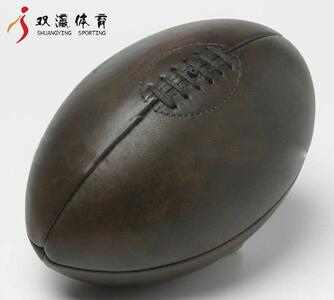 vintage leather rugby ball manufacturers,wholesale custom rugby ball size 5