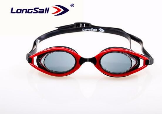 Polycarbonate lenses safety glasses water sport eyewear swimming goggle