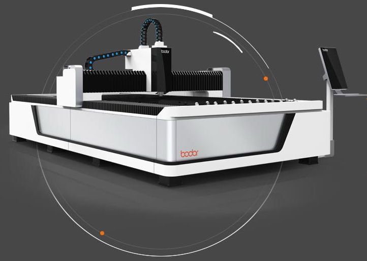 LASER CUTTING MACHINE F