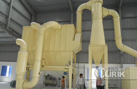 0-45t/h high manganese steel Barite Grinding Mill with Long lifetime