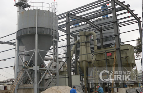 Factory supply 80-325mesh LM Vertical Roller Mill with material of high manganese steel