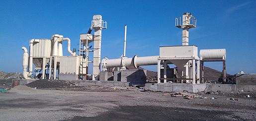 80-325mesh Long lifetime YGM Series Grinding Mill Raymond Mill