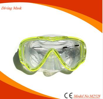 Kids safety waterproof diving mask for children