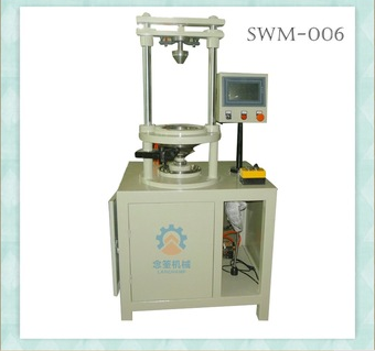 Vertical Circular Seam Welding Machine for Bottle Bottom Piece