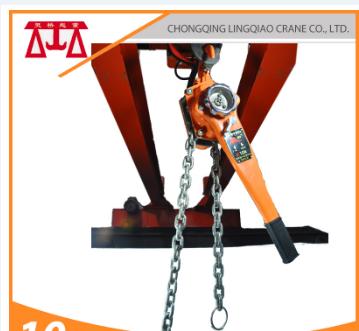 High quality hand chain block hoist