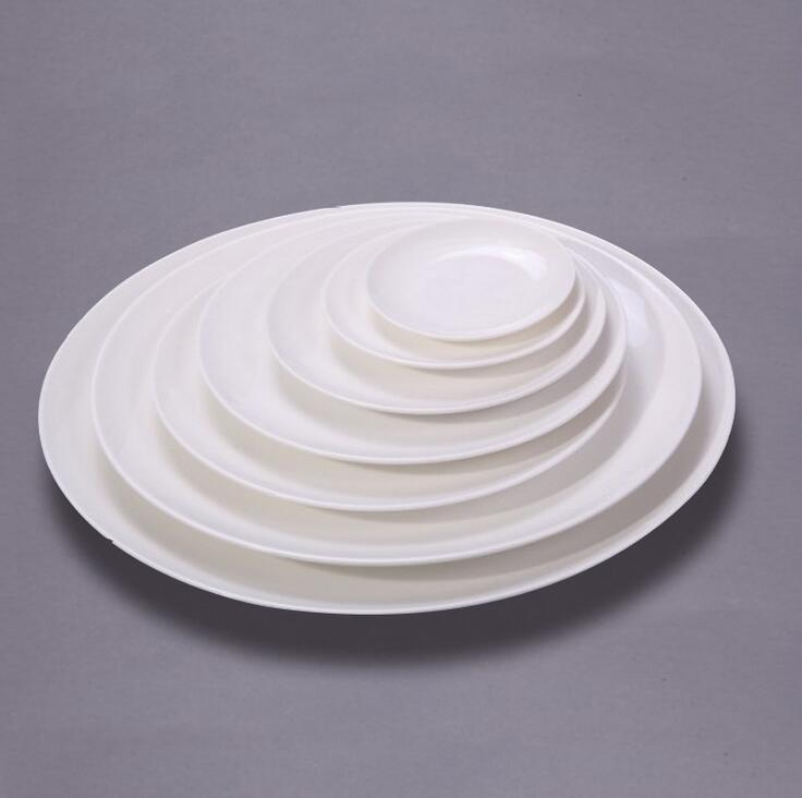 Ceramic and Porcelain shallow-type dish