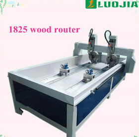 hot sale low noise Ncstudio computer controlled wood router LJW-1825 with CE