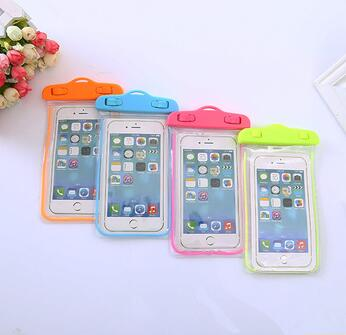 Wholesale waterproof pouch for cell phone,waterproof phone case