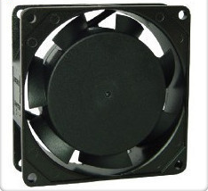 80mm AC 110v 220v axial fan 80*80*25
