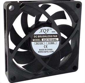 DC miami exhaust fan parts dc 70 * 70 * 15mm