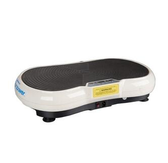 New Model Hot Selling Ultrathin Crazy Fit Massage Vibration Plate Exercise Machine