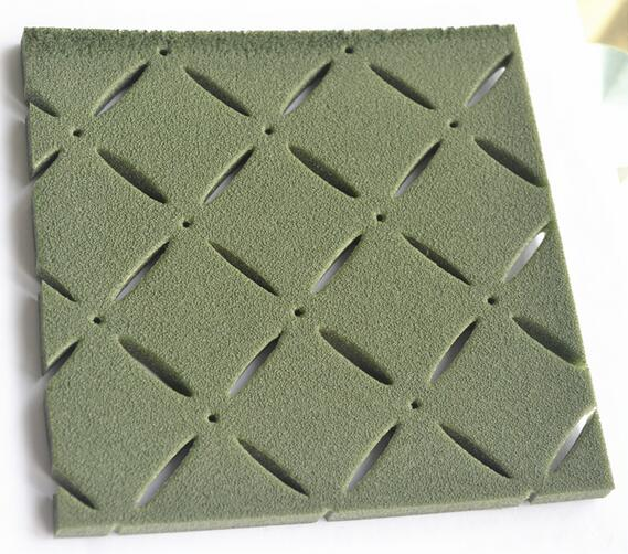 synthetic turf shock pad