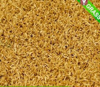 Waterproof artificial grass colorful synthetic grass for landscaping