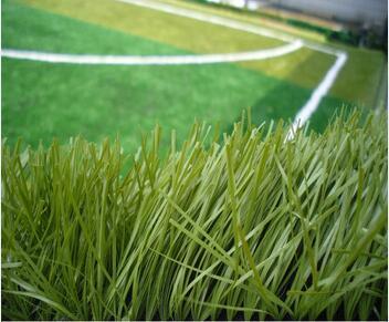 Hi quality artificial grass for indoor soccer/Green turf grass mat for football field