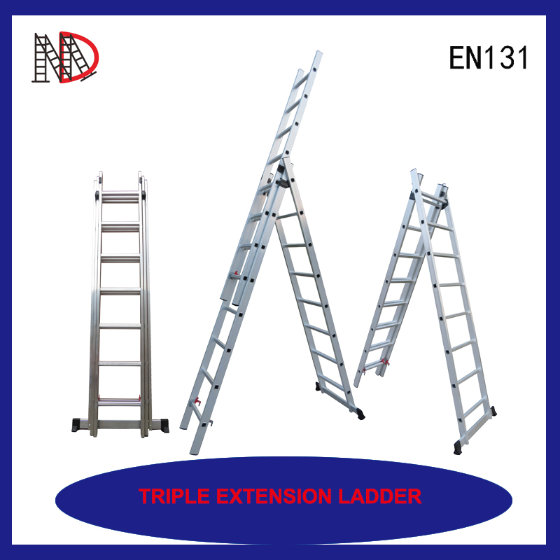 extension ladder aluminium
