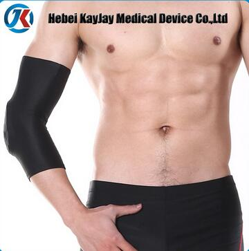 Wholesale Custom Made Breathable honeycomb collision avoidance elbow brace