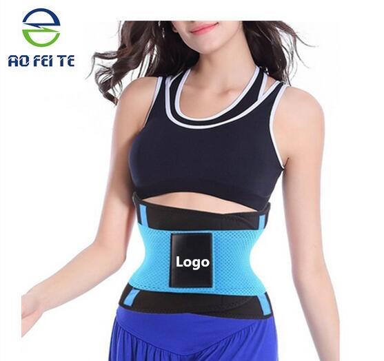 New Arrival Neoprene Waist Trimmer Slimmer Belt, Lumbar Back Support Belt For Men and Women