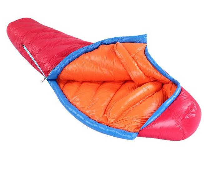 Outdoor Camping Ultralight Adult Goose Down Sleeping Bag