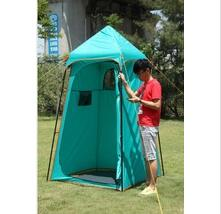 changing room/mobile toilet / shower tent